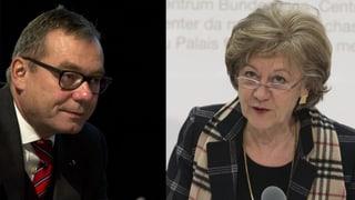 Schweizer Politiker streiten über Bonigrenzen