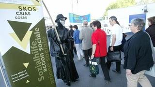 Sozialhilfe: Aargauer Regierung bleibt SKOS treu