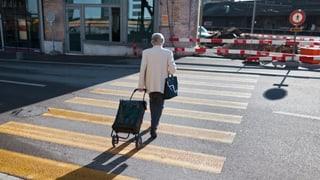 Städte müssen sich für Rentner rüsten