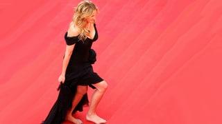 Julia Roberts: Barfuss auf dem Red Carpet