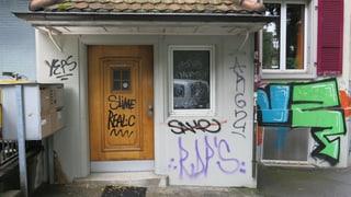Berner leiden unter Graffitis - Zürich handelt anders