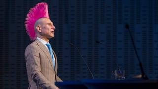 Deutscher Kabarettpreis geht an den Berner Andreas Thiel