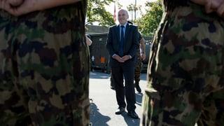 So geht es weiter mit der Schweizer Armee