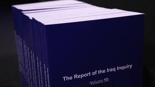 Bericht zum Irakkrieg: sieben Jahre, 2,6 Millionen Wörter