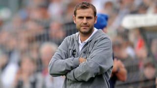 Sven Christ  neuer Aarau-Trainer