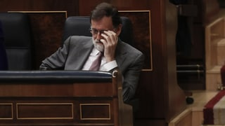 Es sieht düster aus für Rajoy