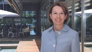 CEO Madeleine Stöckli verlässt die B. Braun