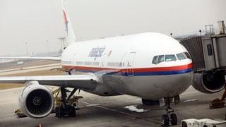 Flog die Boeing 777 noch vier Stunden weiter?
