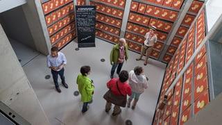 Es gibt wieder Apfelringli im Schweizer Expo-Pavillon