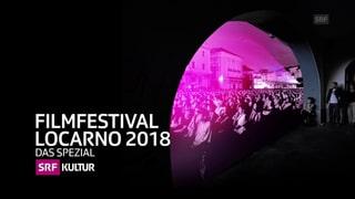 Die Spezialsendung zum Filmfestival Locarno