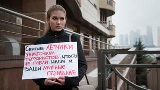 «Bis jetzt sind die Vergeltungsmassnahmen Putins relativ milde»