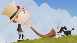 Video «Helveticus: Le cor des Alpes (11/26)» abspielen