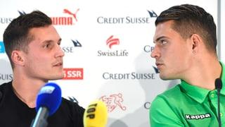 Svizra vs. Albania – il duel tranter frars