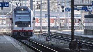 Hohe Temperaturen machen der Zentralbahn zu schaffen