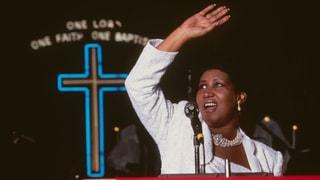 Die Queen of Soul und die Queen of Gospel
