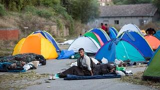 «Nus na vulain betg daventar il champ da fugitivs da l'UE»