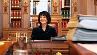 Auch Doris Leuthards CVP steht in naher Zukunft eine Kantidatensuche bevor. Die amtsälteste Bundesrätin hat heute ihren Rückzug angekündigt.