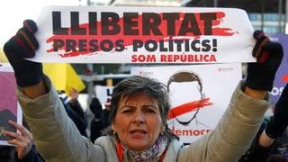 Separatisten müssen ohne ihre Anführer in den Wahlkampf