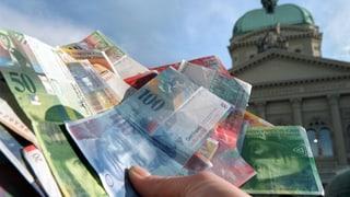 Geld und Politik (Artikel enthält Video)