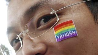 Taiwan entscheidet über gleichgeschlechtliche Ehe