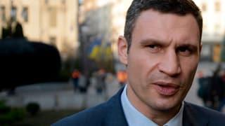 Klitschko will Präsident der Ukraine werden
