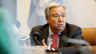 Ohnmächtige UNO kämpft gegen die Bedeutungslosigkeit