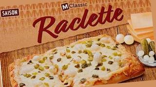 Fisch in der Raclette-Pizza – wie bitte? (Artikel enthält Audio)