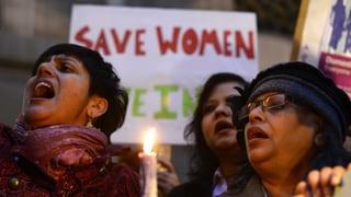 Vergewaltigung in Indien: Opfer wurden gezielt ausgesucht