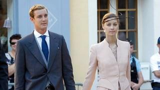 Monegassische Royals: Casiraghis feiern Picknick-Hochzeit