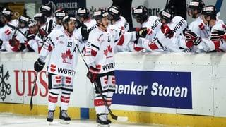Cuppa Spengler: Team Canada en il mezfinal