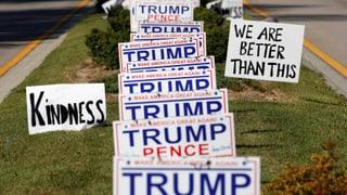 «Vieles vom Trump-Wahlkampf kennen wir in der Schweiz schon»