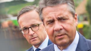 Heiko Maas soll deutscher Aussenminister werden
