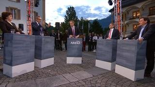 «Wahl-Arena»: «Wir müssen die Wirtschaft integral verstehen»
