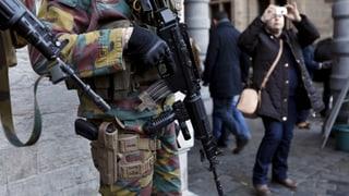 Terror-Alarm: Keine Silvesterparty in Brüssel