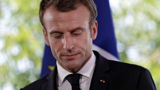«Ein schwerer Schlag für Macron»