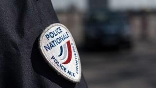 Französische Nationalgarde soll 84'000 Reservisten umfassen