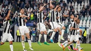 Juventus dominescha Barcelona