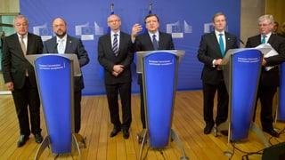 EU-Finanzplan bis 2020 steht