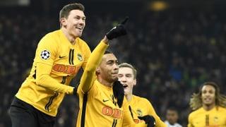 Ein Fest zum Abschluss: YB schlägt Juventus