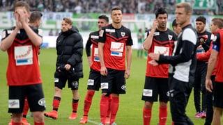 Karanovic schiesst Aarau in die Zweitklassigkeit