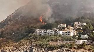 Sicilia: 15 persunas arrestadas pervi d'incendis