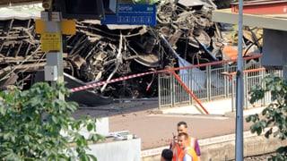 Zugunglück in Frankreich: Defekte Weiche schürt Spekulationen