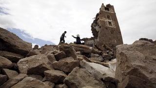 UNO verurteilt saudische Luftangriffe im Jemen