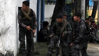 Philippinen: 20 Geiseln in der Hand von Rebellen