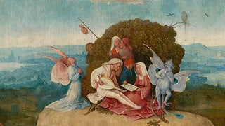 Hieronymus Bosch-Forschung: Er korrigierte, seine Kopisten nicht