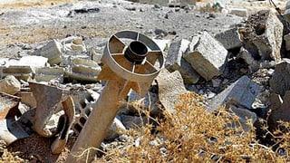 Chemiewaffen: Die USA drängen Syrien