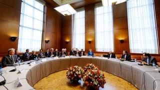 Atomstreit mit Iran: Fortschritte wieder realistisch