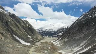Wie der massive Gletscherrückgang die alpinen Routen verändert