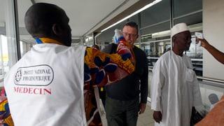 BAG: «Keine weiteren Massnahmen gegen Ebola nötig»