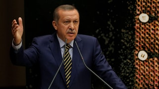 Erdogan ernennt neues Kabinett
